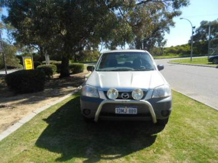 2001 Mazda Tribute Wagon East Rockingham Rockingham Area Preview