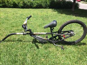 Remorque Tandem Supercycle kids