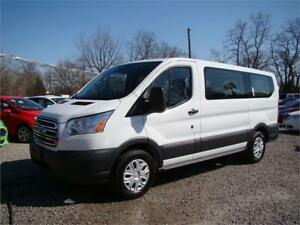 2017 Ford Transit 8 Passenger Wagon ***30 Vans In Stock***
