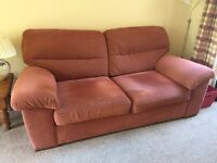2 seater M&S sofa