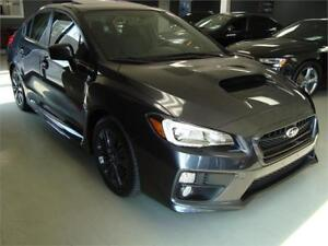 2015 Subaru WRX w/Sport Pkg.  6 Speed.  Sunroof.  Awd