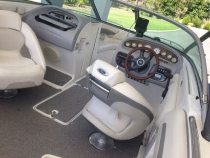 chaparral 220ssi bowrider  immaculate low hrs Cornubia Logan Area Preview