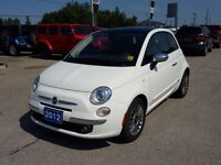 2012 FIAT 500 Lounge **$61 Weekly! WOW*Sunroof... LOW K**