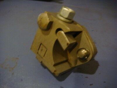 Brown Sharpe Oo Rear Circular Tool Post Cutoff Form Tool O Oog