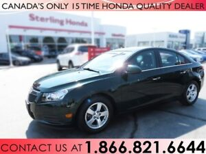 2014 Chevrolet Cruze 2LT | NO ACCIDENTS | 1 OWNER
