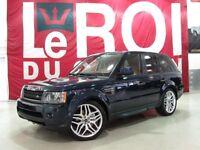 Land Rover Range Rover Sport 4WD HSE LUXURY 2011