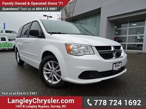 2016 Dodge Grand Caravan SE/SXT ACCIDENT FREE w/ DVD ENTERTAI...