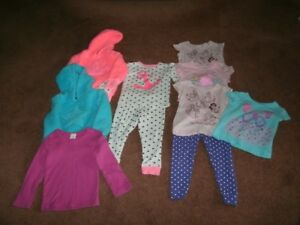 Girl's Clothes, Size 3