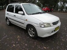 2001 Mazda 121 Metro 5 Door Hatch 7 Months Rego, Auto, 1.5L Bondi Eastern Suburbs Preview