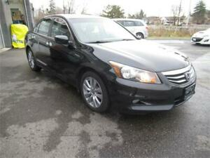 2011 Honda Accord Sedan EX-L, clean carproof! certified