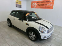 2009 Mini Cooper Pepper 1.6 120bhp ***BUY FOR ONLY £24 PER WEEK***