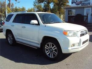 2011 Toyota 4Runner LIMITED 7PASS 4X4 NAV SUNROOF LEATHER