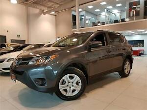 2013 Toyota RAV4 LE-AWD-REAR CAM-BLUETOOTH-ONLY 83KM