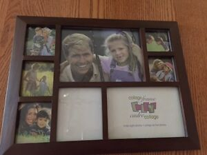 2 Collage Picture Frames