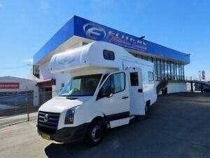 2011 Volkswagen Maui Motorhome 6 BERTH WAS $59,900 NOW $54,990 SAVE $5000 North St Marys Penrith Area Preview