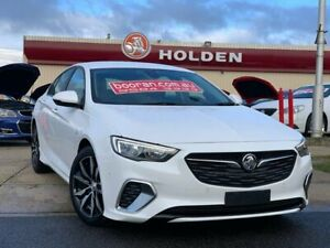 2018 Holden Commodore ZB MY18 RS Liftback White 9 Speed Sports Automatic Liftback Cheltenham Kingston Area Preview