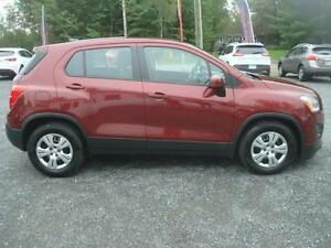 2013 Chevrolet Trax LS $54 weekly tax included