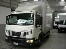 Nissan Cabstar NT500 35 EURO 6 7,5 t. PATENTE C 21500+iva