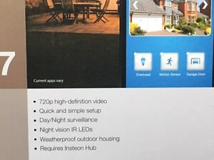 INSTEON WIRELESS OUTDOOR HD 720P IP CAMERA WITH NIGHT VISION Strathcona County Edmonton Area image 2