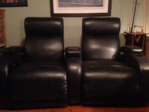 Electric Double Recliner