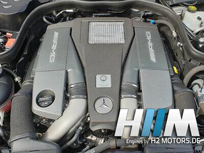 Mercedes W166 ML63 AMG 4-matic M157 525PS 558PS Motor Engine Überholung Einbau