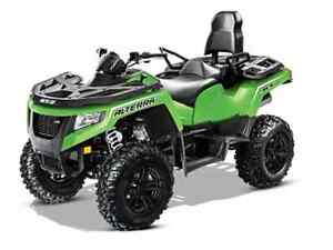 2016 ARCTIC CAT TRV 700 XT EPS