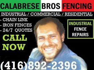 CHAIN LINK FENCING SPECIALIST INDUSTRIAL-COM-RES