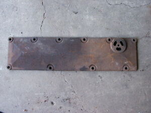 1928 1929 1930 1931 Model A Ford Engine Side Cover