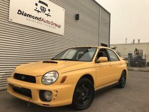 2003 Subaru Impreza 4dr Sdn WRX