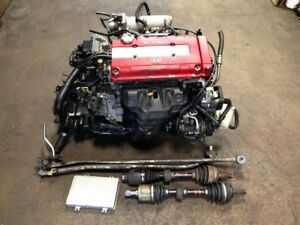 JDM HONDA ACURA DC2 1996+ B18C TYPE-R ENGINE MT LSD TRANSMISSION