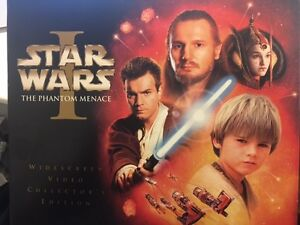 Star Wars Episode I: The Phantom Menace (Widescreen Collector's North Shore Greater Vancouver Area image 2