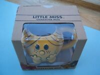 Little Miss Sunshine 3D Character Mug New in Box Collectable