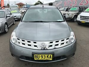 2007 Nissan Murano Z50 ST Grey Continuous Variable Wagon Lansvale Liverpool Area Preview