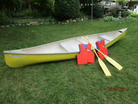For Sale : 14' York River Canoe