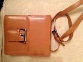 TULA-Tan-Brown-Leather-Shoulder-Crossbody-Vintage-Bag-Messenger-Small