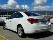 2014 Holden Cruze JH Series II MY14 Equipe White 6 Speed Sports Automatic Sedan Welshpool Canning Area Preview