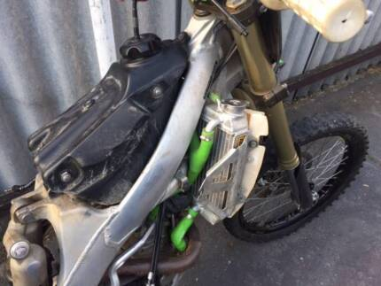 2008 Kawasaki KX250f KX 250f wrecking - Can post Leederville Vincent Area Preview