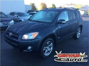 Toyota RAV4 Sport AWD Toit Ouvrant A/C MAGS 2011