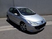 2006 Peugeot 307 T6 XSE Silver 4 Speed Sports Automatic Hatchback Beverley Charles Sturt Area Preview