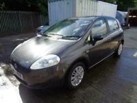 Fiat Grande Punto 1.2 Dynamic 2007 54,000 Miles Mot Sep 21 **3 Months Warranty*