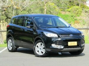 2013 Ford Kuga TF Ambiente 2WD Black 6 Speed Manual Wagon Strathalbyn Alexandrina Area Preview