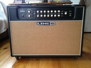 DUOVERB 2x12 AMP by Line 6 Peterborough Peterborough Area image 1