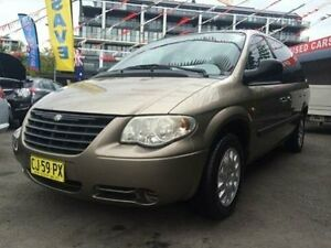 2005 Chrysler Voyager RG 05 Upgrade SE Bronze 4 Speed Automatic Wagon Braddon North Canberra Preview