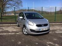 KIA VENGA 2 1.6 AUTOMATIC 1.6 2012 62 PLATE *ONLY 35,400 MILES FROM NEW*