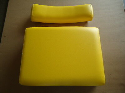Usa Made Yellow Seat For John Deere A B D G R 50 60 70 520 530 620 630 720 730