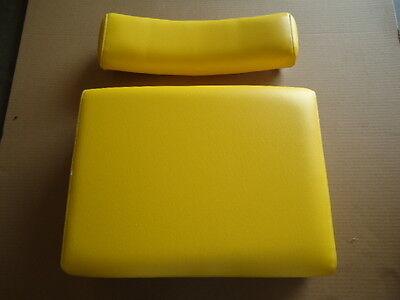 New Usa Made Yellow Seat John Deere A B D G R 50 60 70 520 530 620 630 720 730