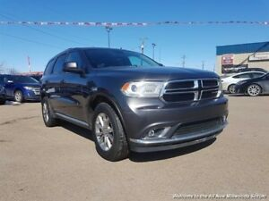 2016 Dodge Durango SXT 7 PASSENGER-ACCIDENT FREE-LOW MONTHLY PAY