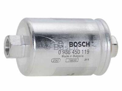For 1988-1999 Chevrolet C1500 Fuel Filter Bosch 77146JY 1989 1990 1991 1992 1993