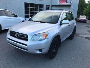 2008 Toyota RAV4 De base (GARANTIE 1 ANS INCLUS)