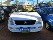 2004 Holden Rodeo RA LT Crew Cab 4x2 White 5 Speed Manual Utility Minchinbury Blacktown Area Preview